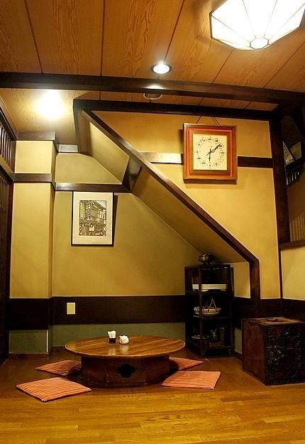 京都必吃茶泡飯老店05