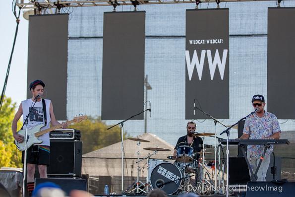 Wildcat! Wildcat! @ TBD Festival 2014 - Saturday, Sacramento