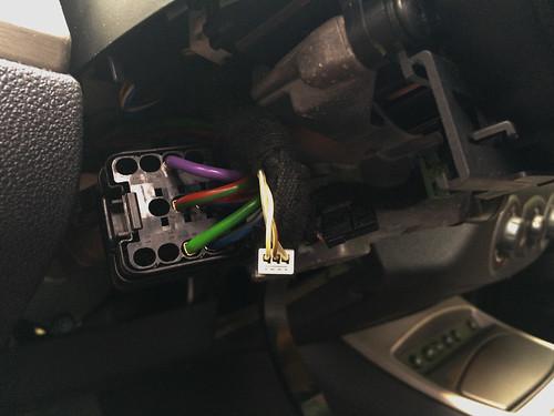 BMW Z4 Cruise Control DIY retrofit