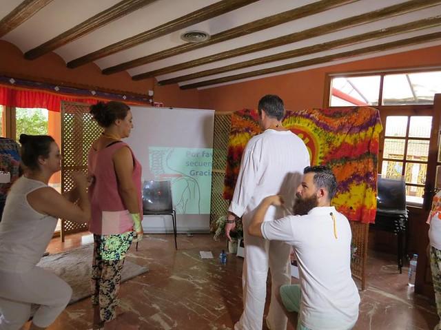 antonReina en el Día Mundial del Reiki en Murcia 2014