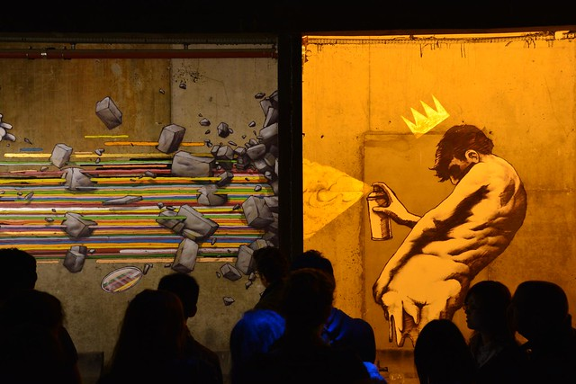 Paris, Nuit Blanche 2014 15452946935_c4ecee5620_z