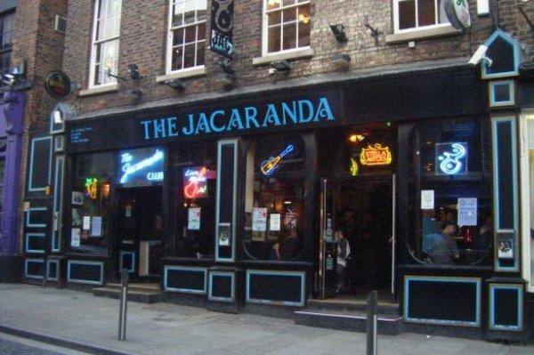 Ливерпульский клуб Jacaranda возобновит работу в октябре