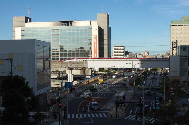 Tokyo Train Story 秋田新幹線 2014年10月6日