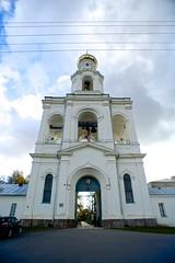 Vielikij Novgorod, Monastero di San Giorgio