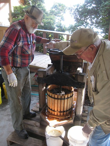 Cider Press at LaConner Flats