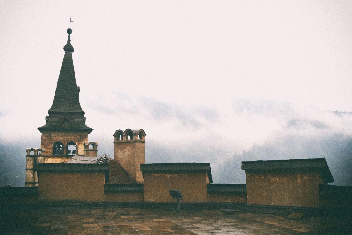 Die Burg Orava