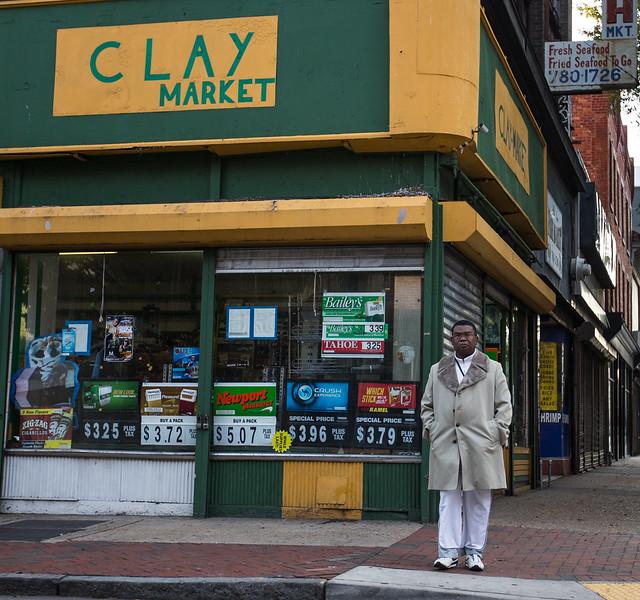 Clay Market Style