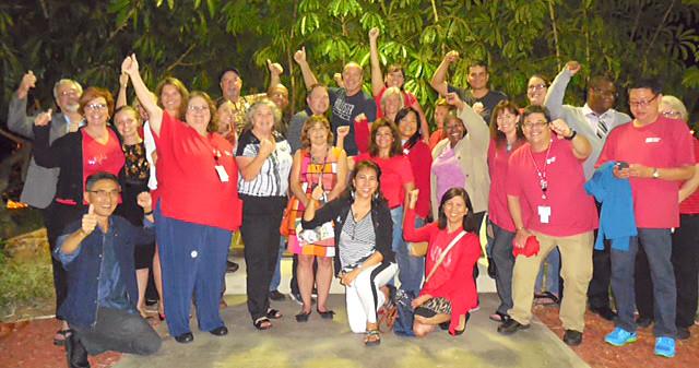 VA nurses win election