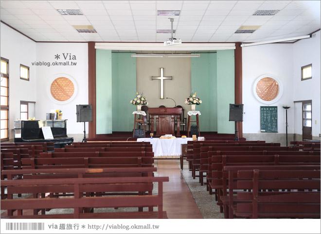 【北門一日遊】北門景點推薦~北門出張所+北門嶼基督教堂32