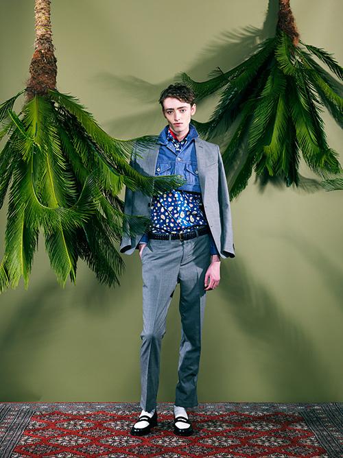SS15 Tokyo SAWHNEY008_Ben Waters(Fashion Press)