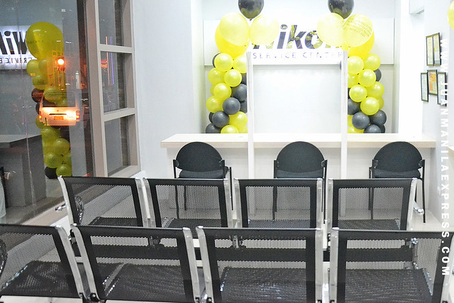 THE NEW NIKON SERVICE CENTER IN MAKATI OFFICIALLY OPENS UNDER NEW MANAGEMENT.