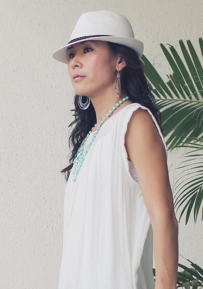 Gap flower print pants Zara shirt Forever 21 necklace_-12