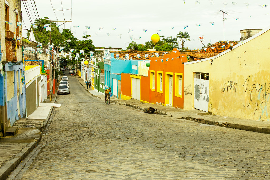 Nordeste De Brasil En Combi