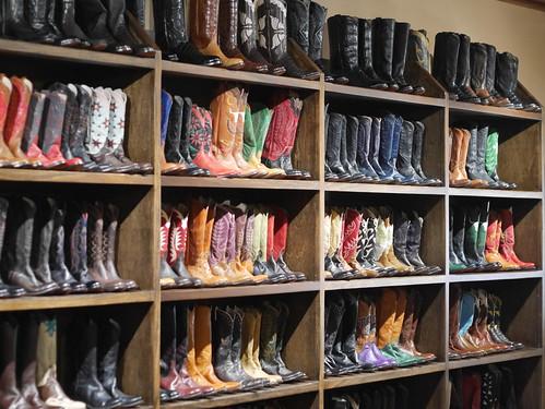 M. L. Leddy's - Some Boots