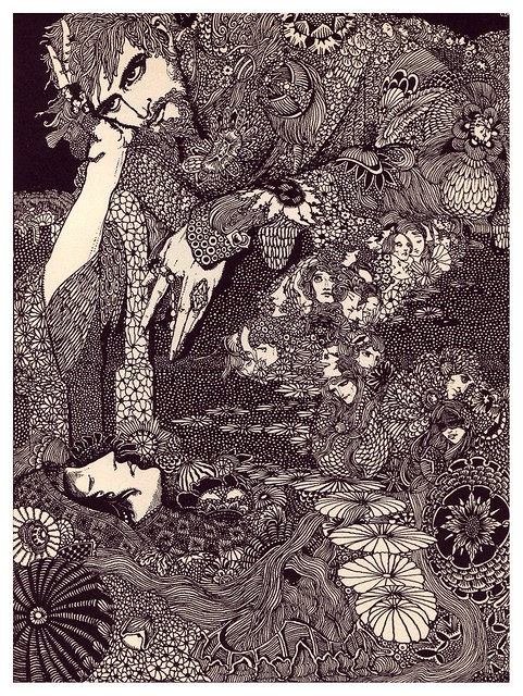 025-Tales of Mystery & Imagination 1923-Harry Clarke- via 50watts.com