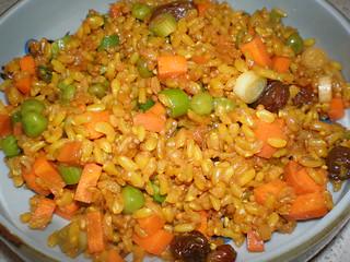 Exquisite Rice Salad