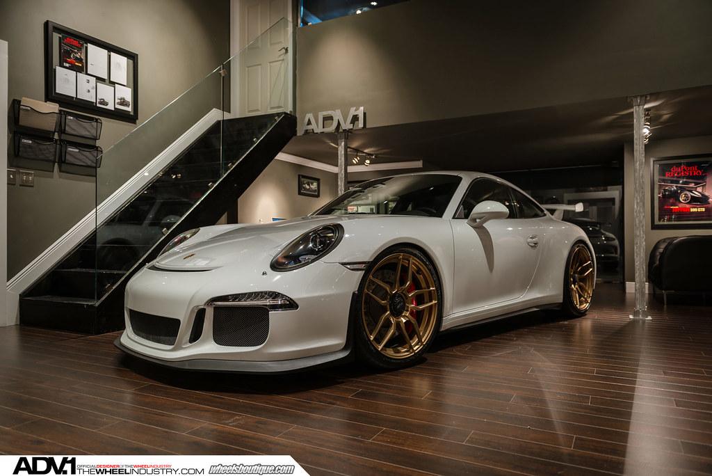 Porsche 991 Gt3 On Adv005 Mv 1 Competition Series