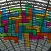 #london #tetris