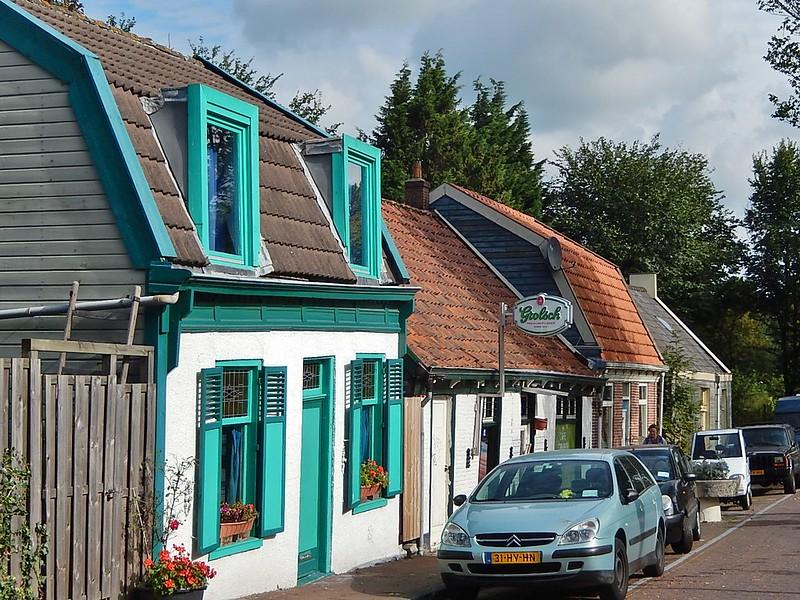 Cute North Amsterdam Street