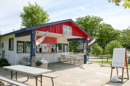 lake town fife map michigan story trail