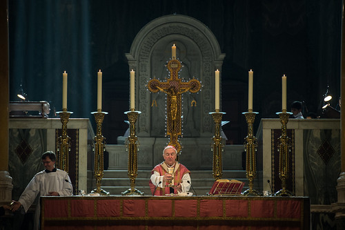 Mass for Victims of London Attack