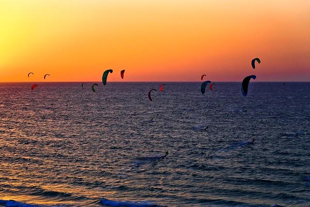 Kites Celebration - Tel-Aviv beach