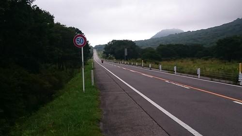 13日目、榛名湖への快走ストレート