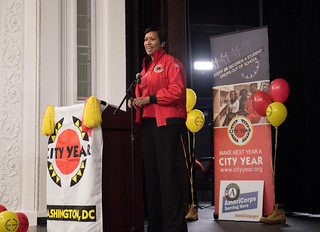 January 16, 2017 City Year Day of Service (RSH)