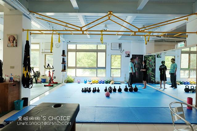 台南康體運動空間環境