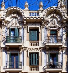 Barcelona - Comte Borrell 084 b