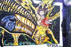 Brighton Graffiti 2