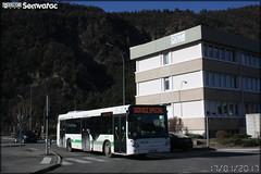 Heuliez Bus GX 327 - RTUD (Régie des Transports Urbains Dignois) - Photo of Digne-les-Bains