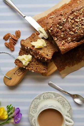 Wanderlust Us Travel Blog - Banana Bread Recipe