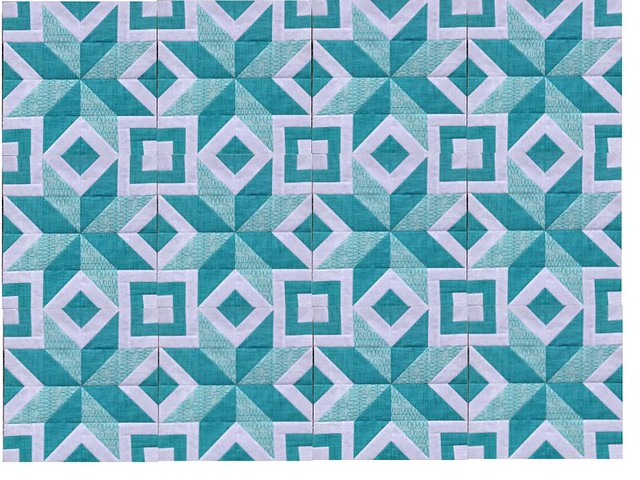 Boxed Star Quilt
