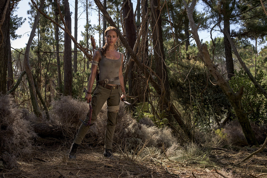 Tomb Raider Movie Promo 2