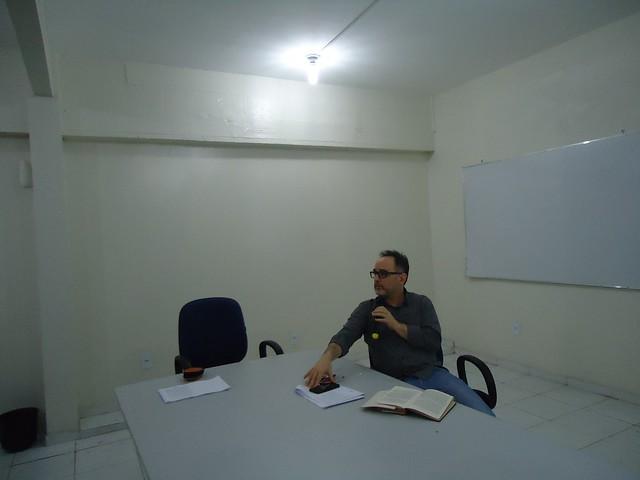 Curso Estudos sobre a Teoria da Norma Jurídica – por Arnaldo Vasconcelos, com o Profº  Antônio Carlos Klein.