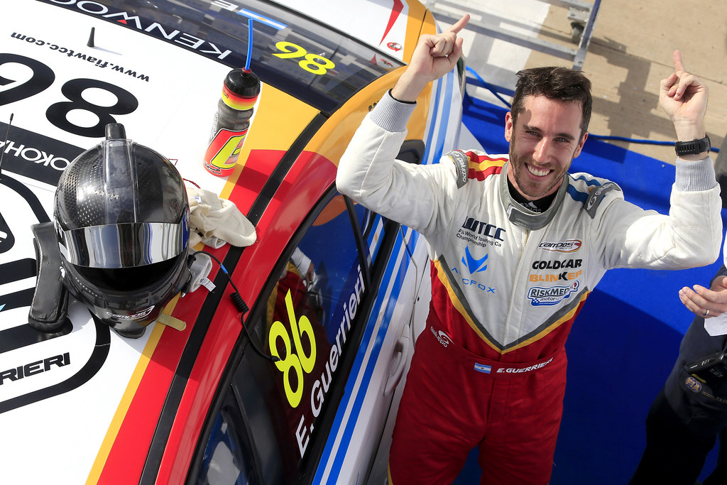 GUERRIERI Esteban (ARG) Chevrolet RML Cruze TC1 Campos Racing ambiance portrait during the 2017 FIA WTCC World Touring Car Race of Morocco at Marrakech, from April 7 to 9 - Photo Paulo Maria / DPPI