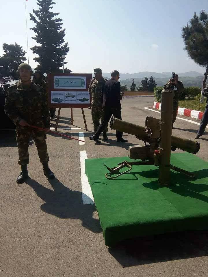 القوات البرية الجزائرية [  Missiles Anti-Chars ]   33832810411_2226006acb_o