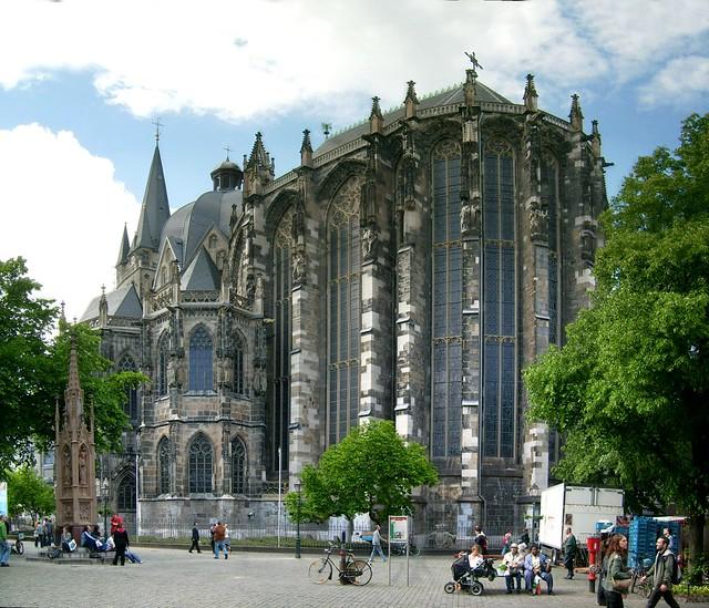 cattedrale di acquisgrana