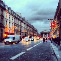 Paris Crosswalk
