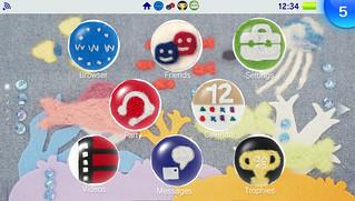 PS Vita Themes