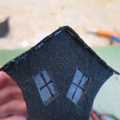Iron Craft '14 Challenge #20 - Creepy House Luminaries
