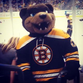 Let's go B's! #NHLBruins #Bruins #beantown #Blades #GoBs