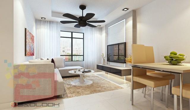 Hdb 4 room bto blk 635a senja gateway interior design for 3 room bto design ideas
