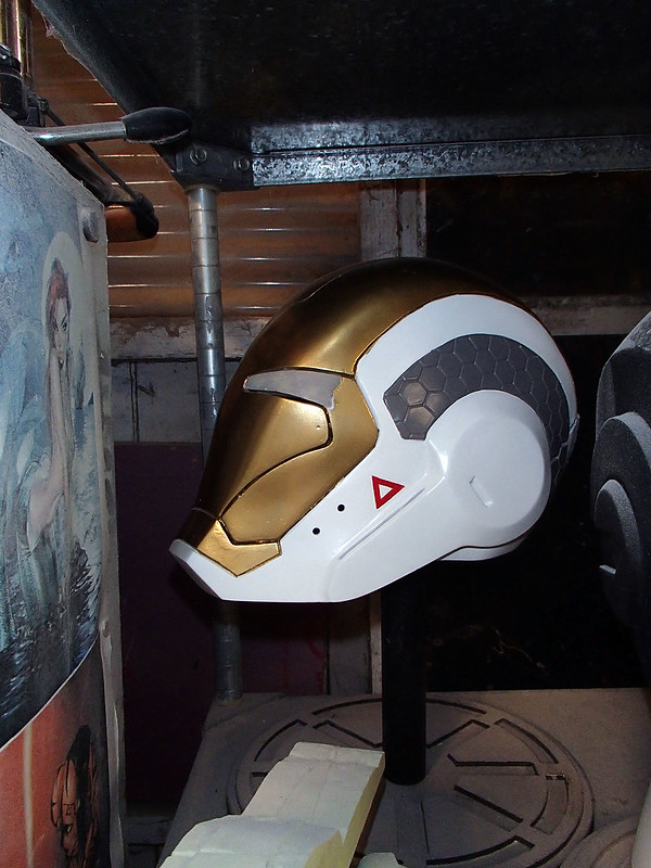 Gemini Helmet Details Drying