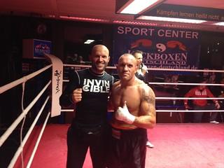 EPBC-Mittelgewichts-Champion verteidigt seinen Titel am 18. Oktober gegen Marat Khuzeev