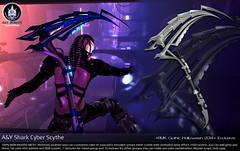 A&Y Shark Cyber Scythe.
