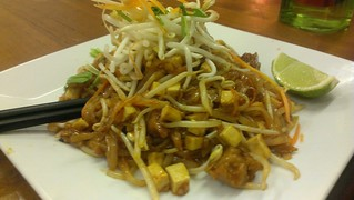 Pad Thai - Green Palace