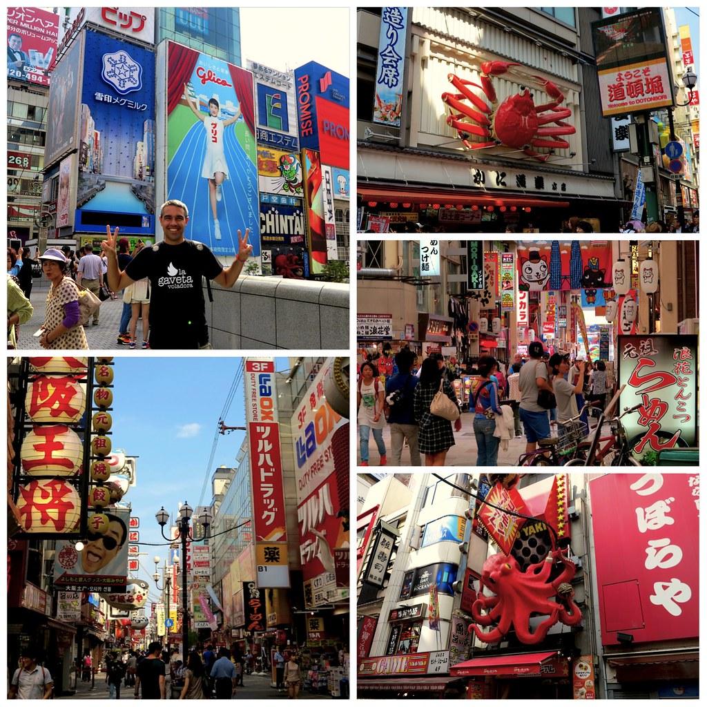 Osaka en un día