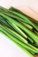 green onions/chives